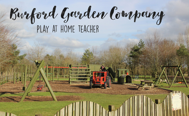 Burford Garden Company Days Out Garden Centre Review