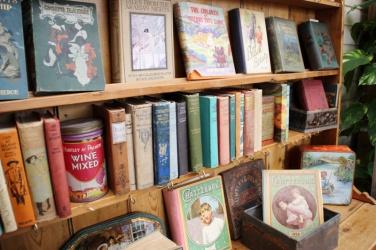 Burford Garden Company Vintage Books