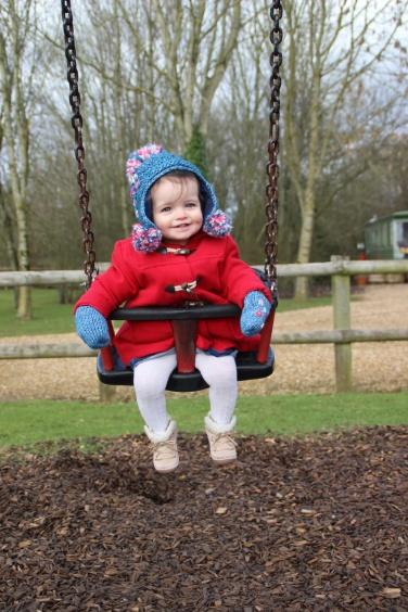 Playground Burford Garden Centre