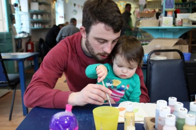 The Creative Cafe, Narberth - Pottery Painting