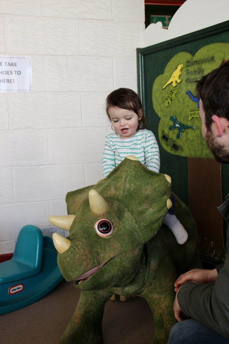 Tenby-Dinosaur-Park-Moving-Dinosaur