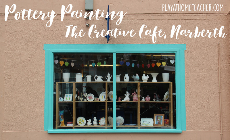Creative Cafe Narberth Pottery Painting Review Days Out