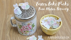 Easter-Cake-Picks-Fine-Motor-Activity