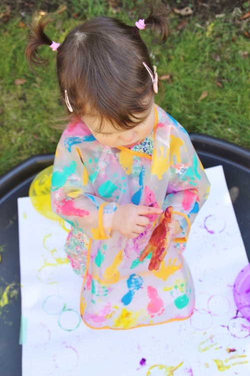 Easter-Egg-Printing-Hand-Painting