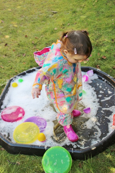 Easter-Egg-Printing-Splashing-in-Puddles