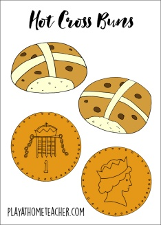 Hot-Cross-Buns-and-Coins-Border