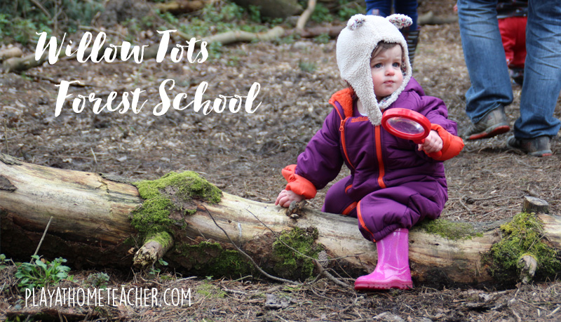Willow Tots Forest School Play At Home Teacher