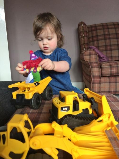 Digger-toys