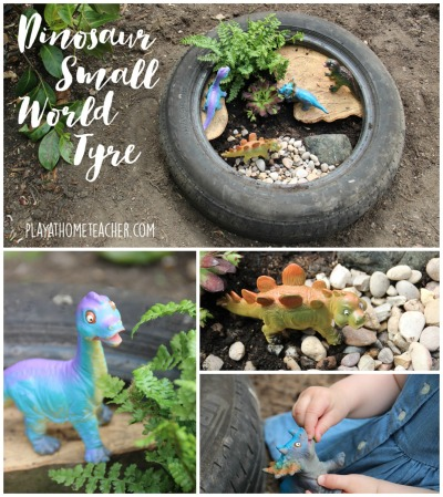 Dinosaur Small World Pinterest