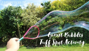 Giant-Bubbles-Tuff-Spot-Activity