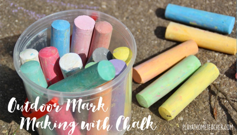 Outdoor-Mark-Making-with-Chalk
