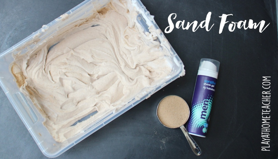 Sand-Foam