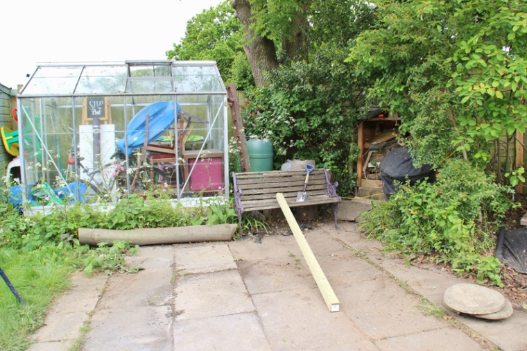 greenhouse-before-our-garden-makeover