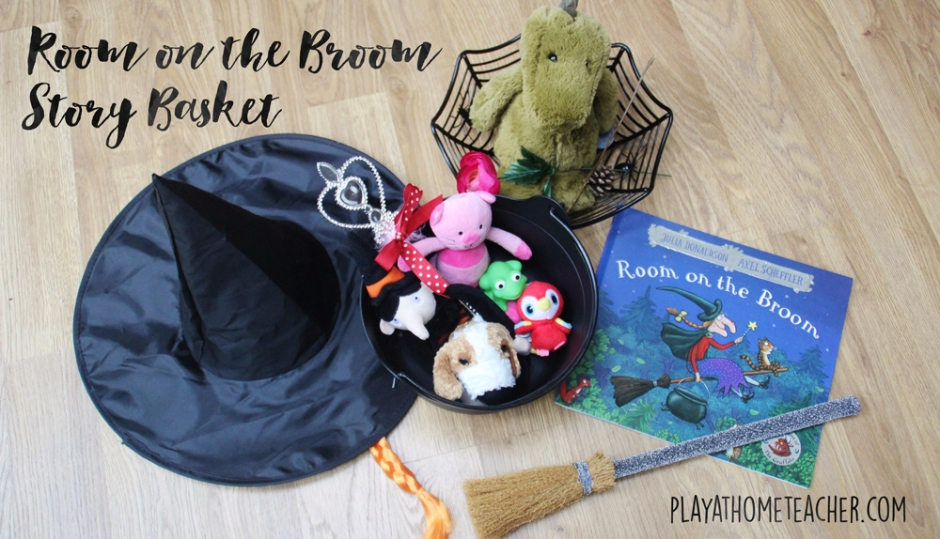 Room On The Broom Book Age