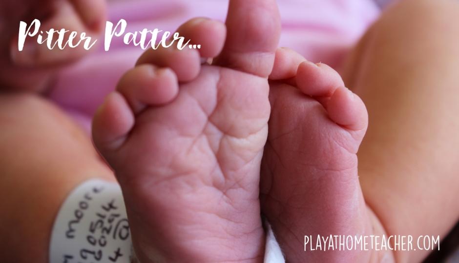 pitter-patter-pregnancy-announcement