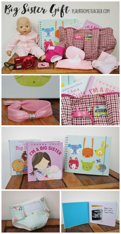 Big Sister Gift Pinterest