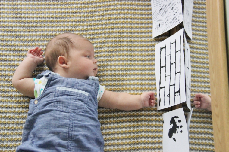 Diy High Contrast Cards For Babies